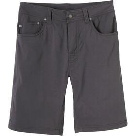Prana M's Brion Shorts Charcoal
